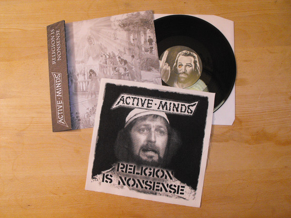 ACTIVE MINDS - Religion in nonsense
