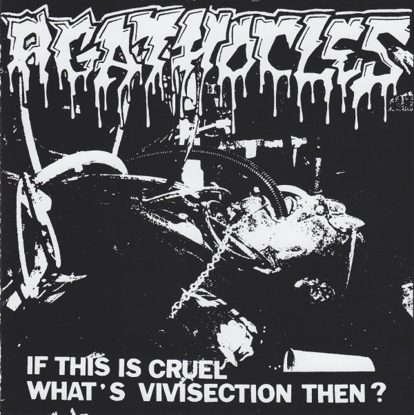 AGATHOCLES - If this is cruel whats vivisection then?
