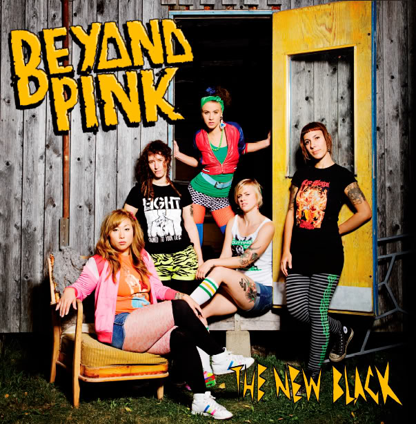 BEYOND PINK - the New black