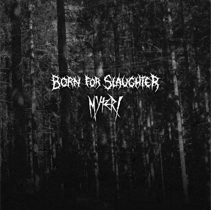 BORN FOR SLAUGHTER
