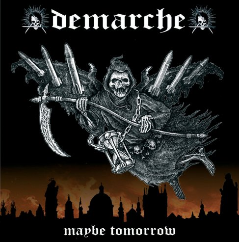 DEMARCHE - Maybe tomorrow EP