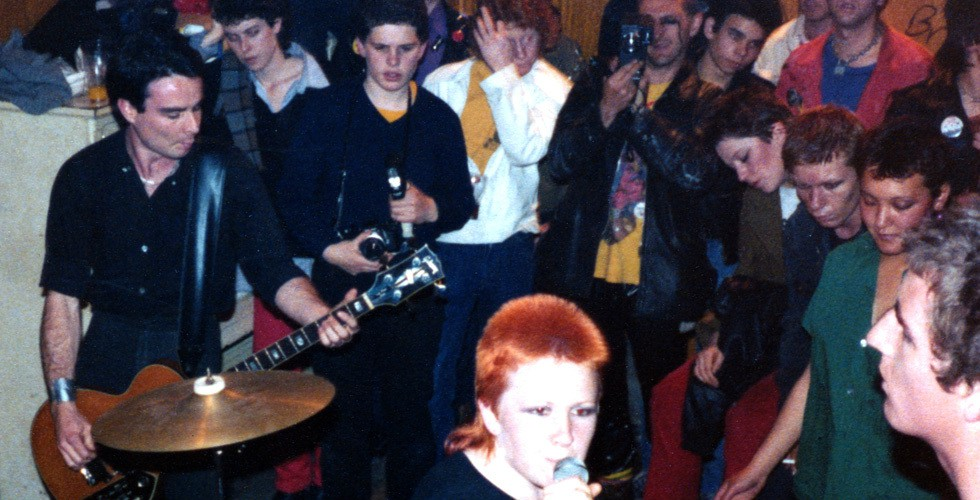 Distorted: reflections of early Sydney punk