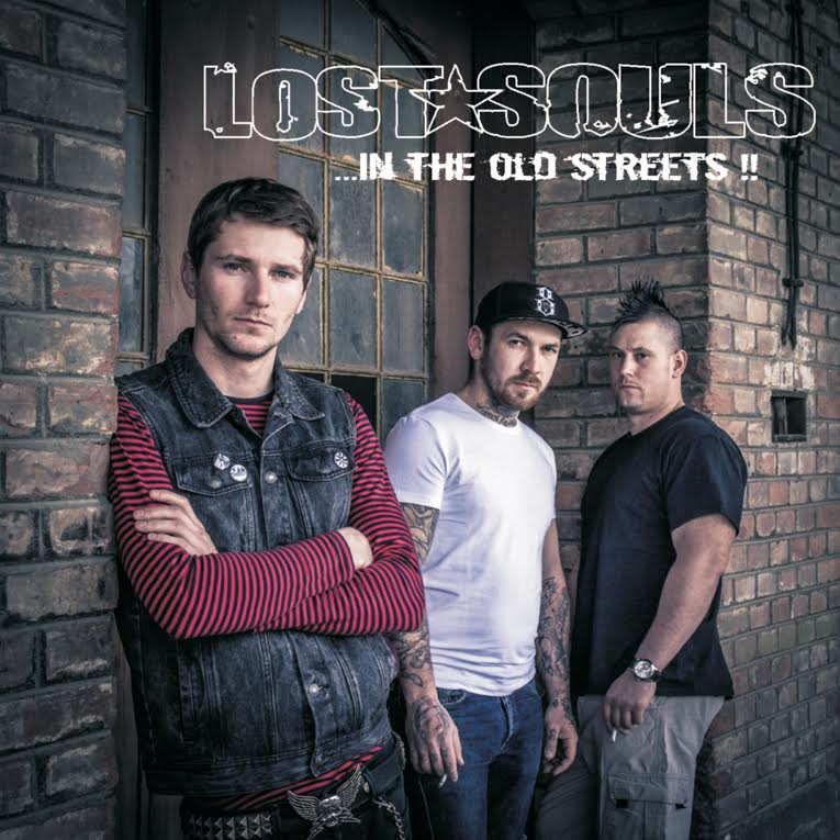 LOST SOULS - In the old streets