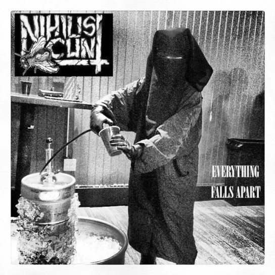 NIHILIST CUNT - Everything falls apart