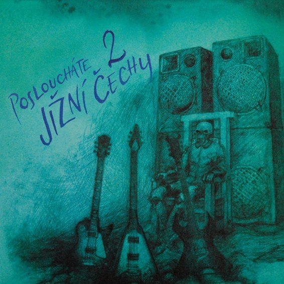 POSLOUCHATE JIZNI CECHY 2 - Compilation LP