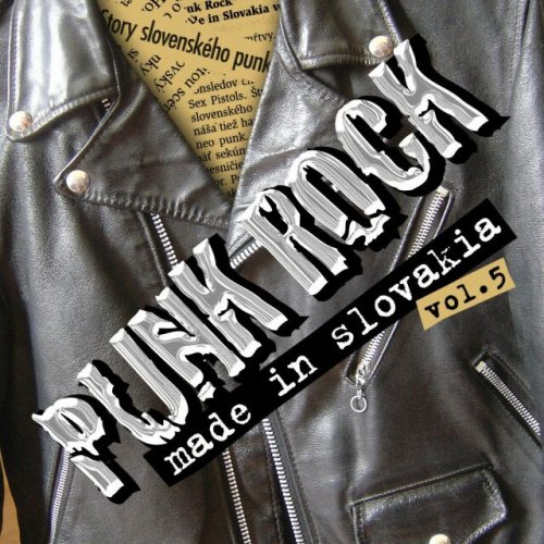 PUNK ROCK made in slovakia vol. 5