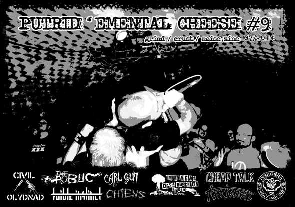 Putrid emental cheese #9