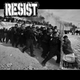 RESIST - Another day in paradise