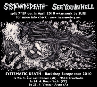 SYSTEMATIC DEATH / SEE YOU IN HELL